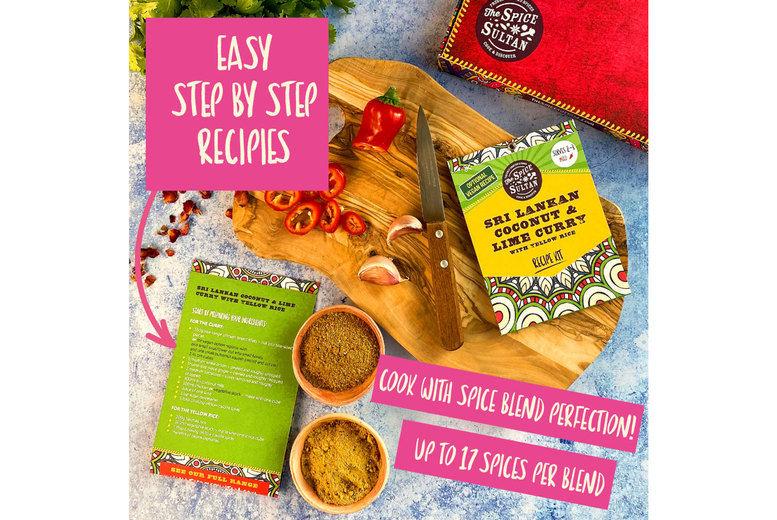 DIY Curry Kit Voucher