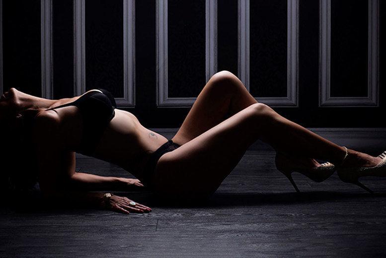 Boudoir Photoshoot - Makeover, Prints & Digital Image - Kent