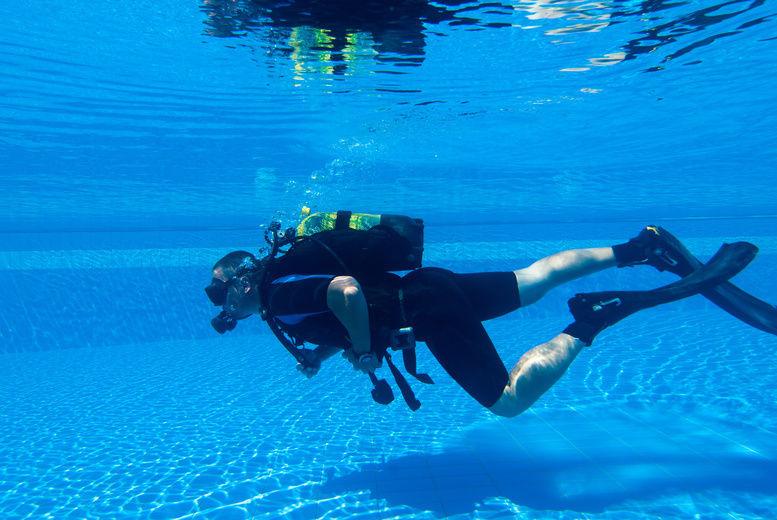 Scuba Try Dive Experience Voucher - Cardiff