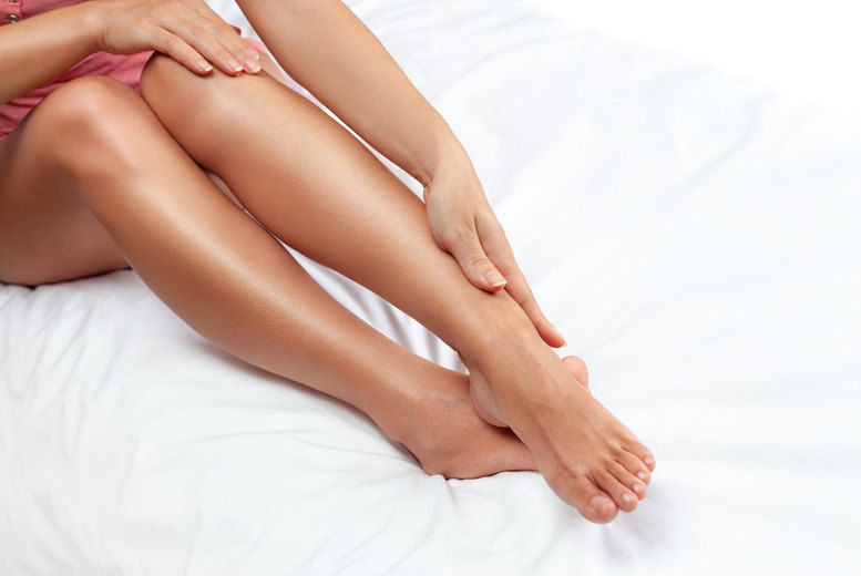 Laser Hair Removal Six Sessions Voucher - Glasgow