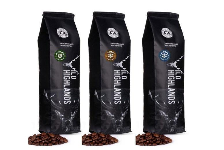 Luxury Wild Highlands Coffee Voucher