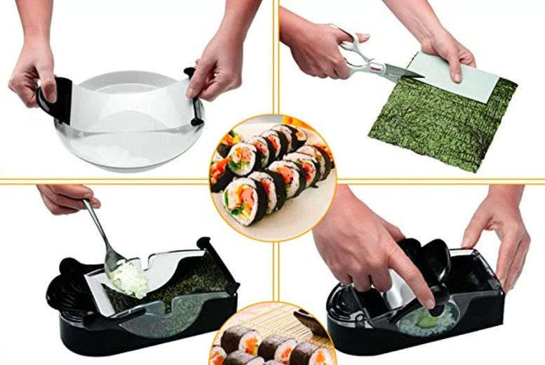 DIY-Perfect-Sushi-Roll-Machine-3