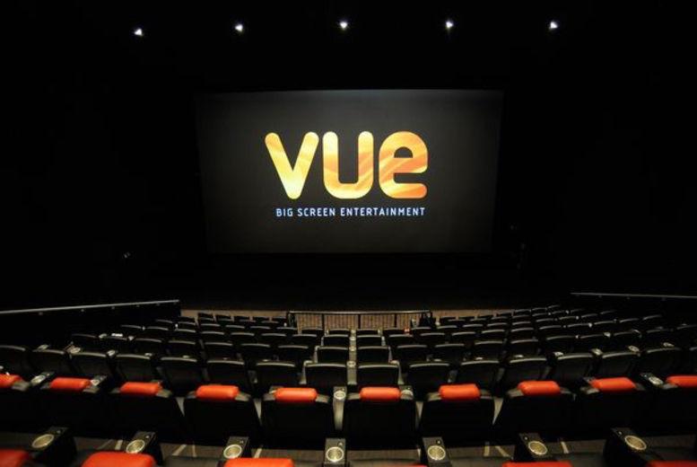 Vue Movie Tickets Voucher