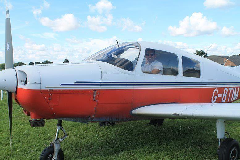 Flying Pilot Lesson Voucher - Blackpool