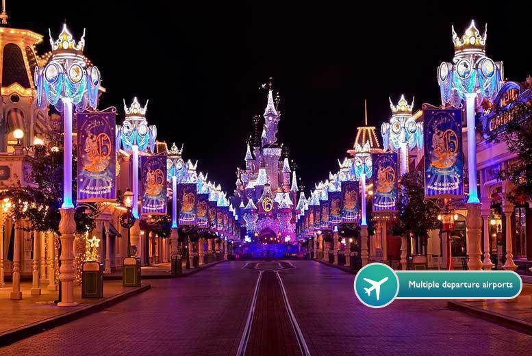 Christmas In Disneyland Paris.2nt Disney Enchanted Christmas Disneyland Paris 6