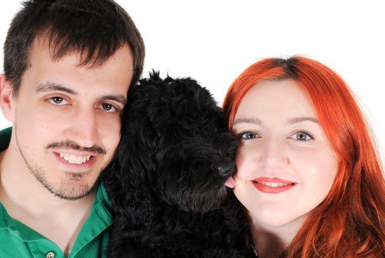 Dog Photoshoot Voucher - Nottingham