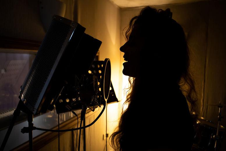 2hr Music Recording Experience - London