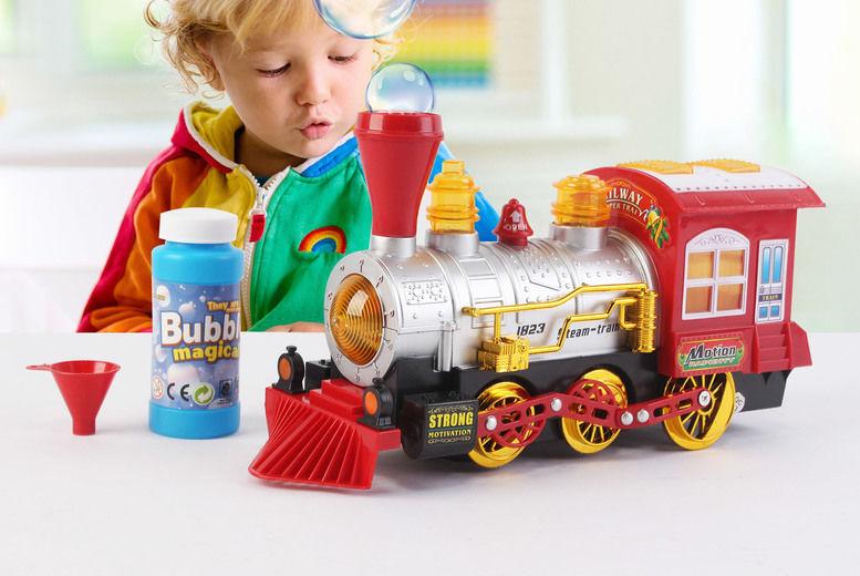 Bubble-Train-1