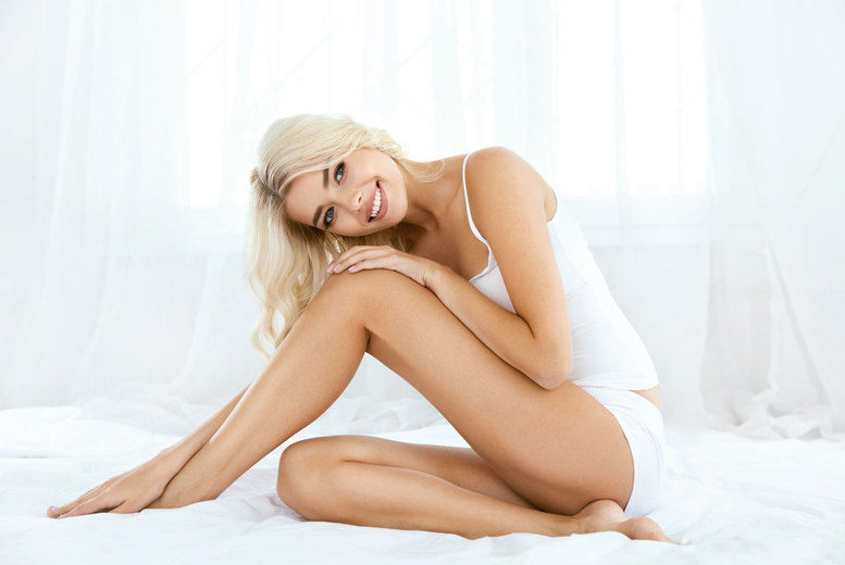 6 Sessions Laser Hair Removal Voucher - Solihull