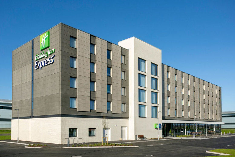 Holiday Inn Express Bridgwater - exterior