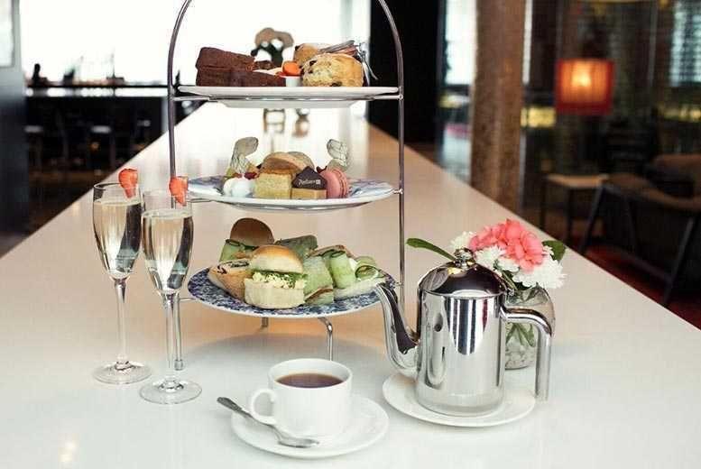 4* Radisson Blu Afternoon Tea Voucher - Durham