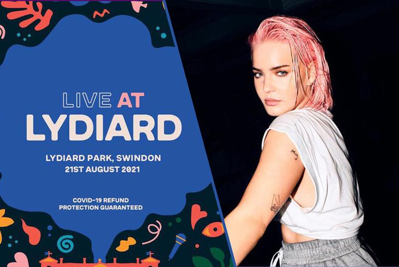 Live At Lydiard Festival Ticket Voucher - Anne Marie
