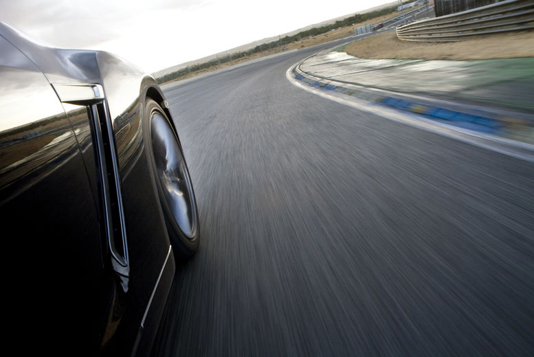 Man SV Driving Experience Voucher - Oxford