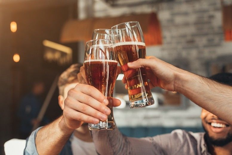 Brewery Tour & Tasting for 2 Voucher - Norwich