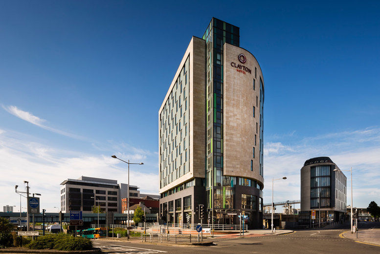 Clayton Hotel Cardiff - exterior