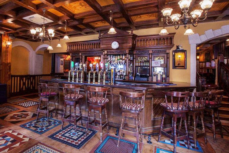 Newgrange Hotel - bar
