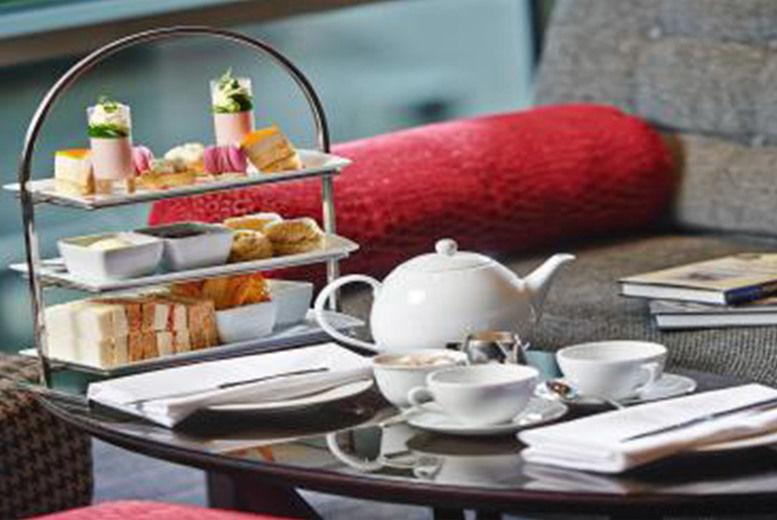 4* Afternoon Tea for 2 Voucher - Birmingham