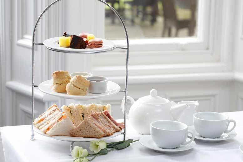 Afternoon Tea & Bird Ticket Voucher - York