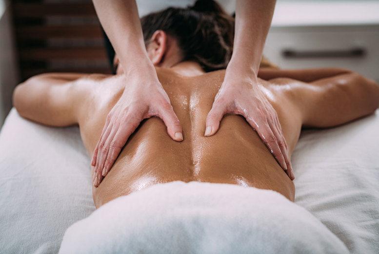 Deep Tissue Sports Massage & Consultation Voucher
