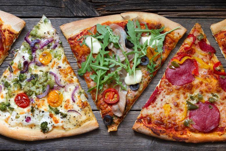Zebrano Comedy & Pizza Voucher