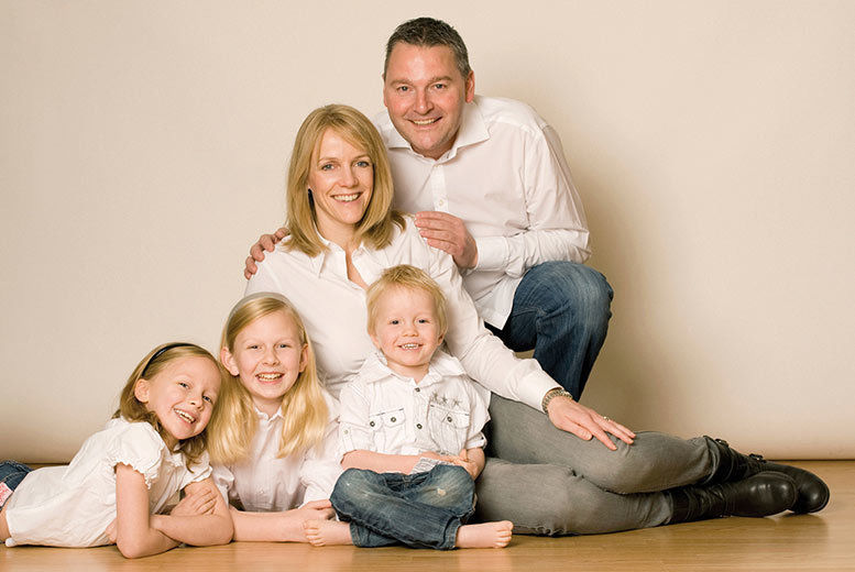 Family Photoshoot Voucher 1