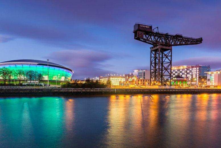 Glasgow Stock Image
