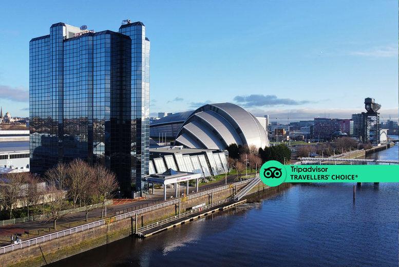 Crowne Plaza Glasgow 1 Sticker