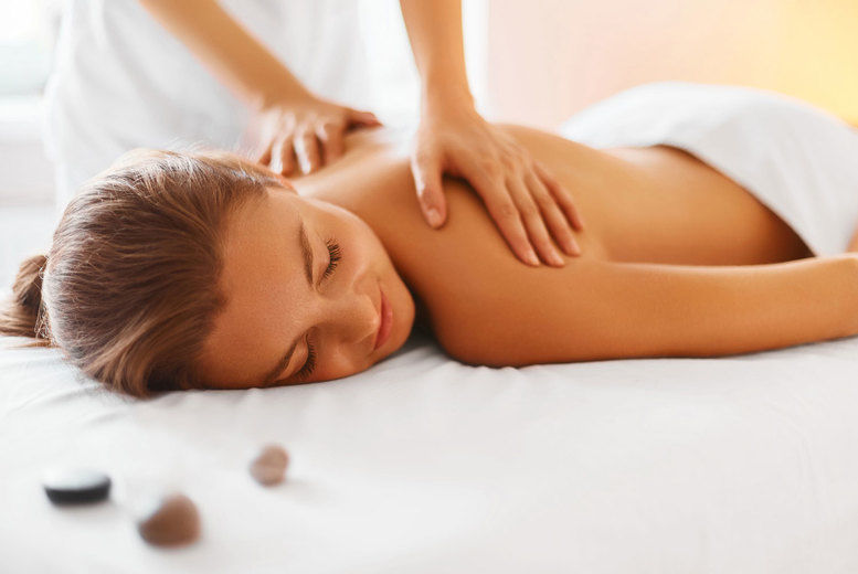 30-Minute Massage - Choice of Two Voucher