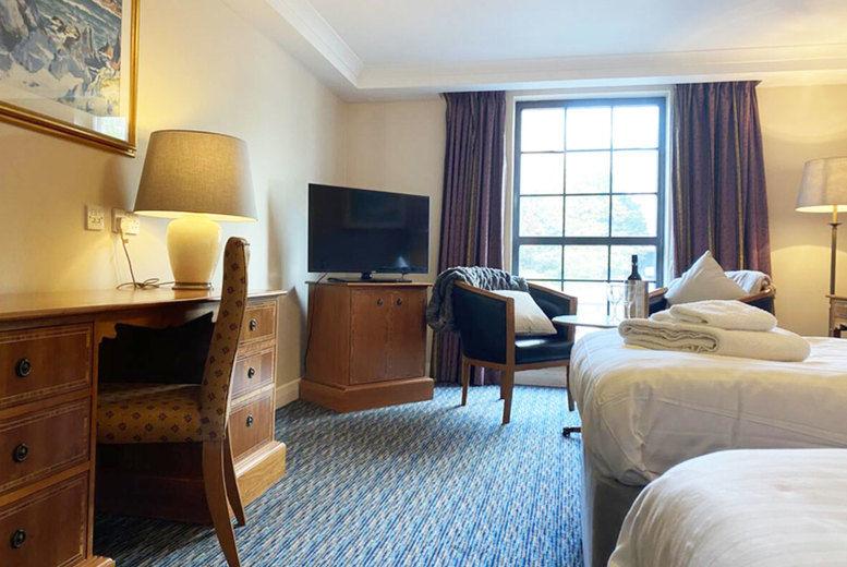 Glasgow Argyle Hotel - bedroom 3