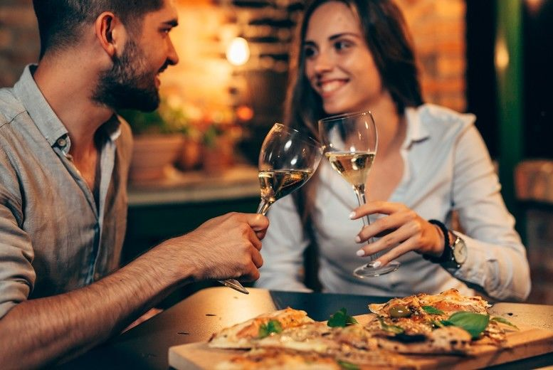 2-Course Dining & Drinks for 2 Voucher - Leeds
