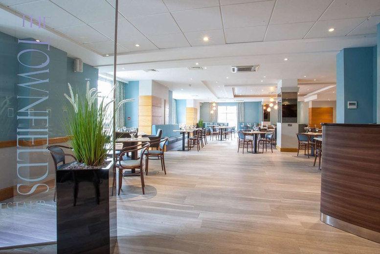 Best Western Cresta Court Hotel - spa reception