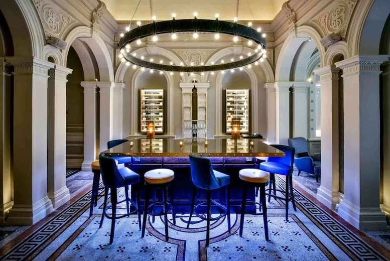 Andaz Hotel Champagne Afternoon Tea Deal - London