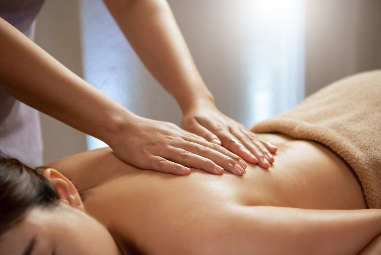 One-Hour Choice of Massage Voucher