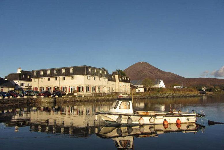 Dunollie Hotel, Isle of Skye, Scotland 2