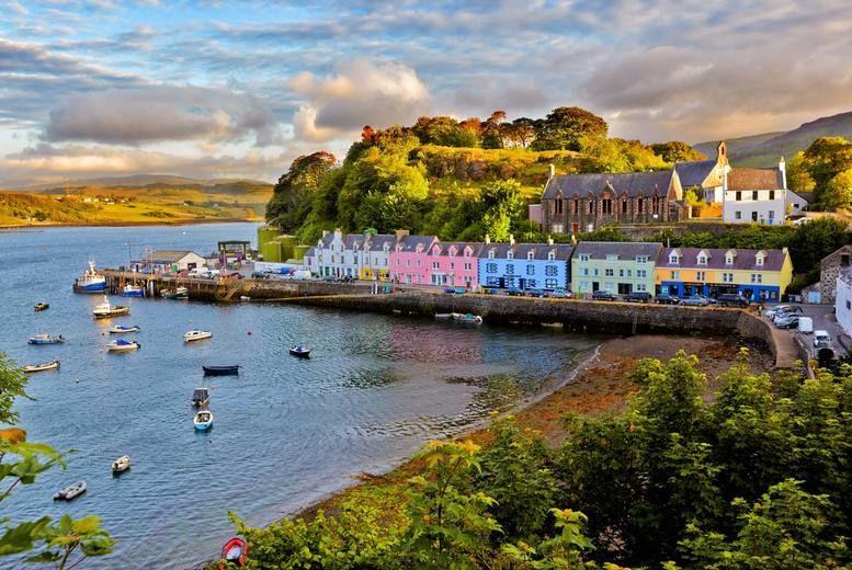 Dunollie Hotel, Isle of Skye, Scotland