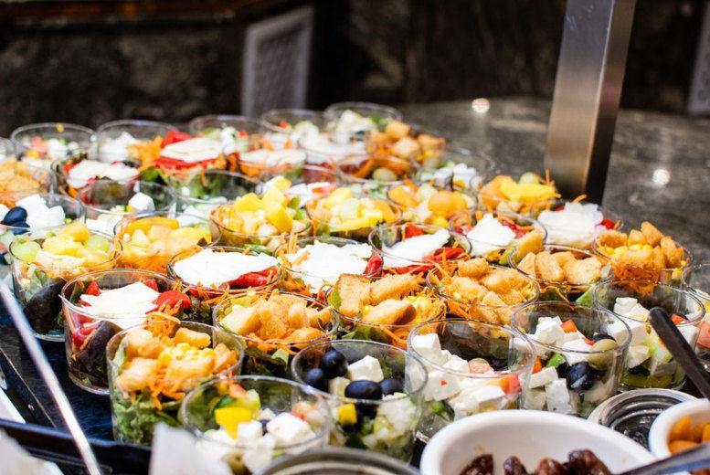 Hotel HL Rondo - buffet