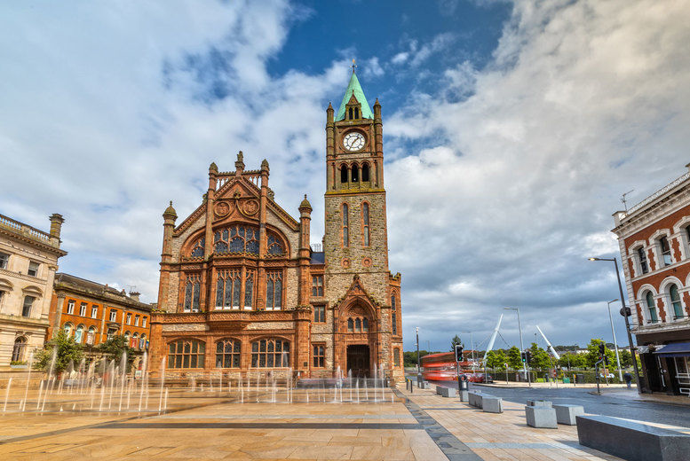 Derry Stock Image