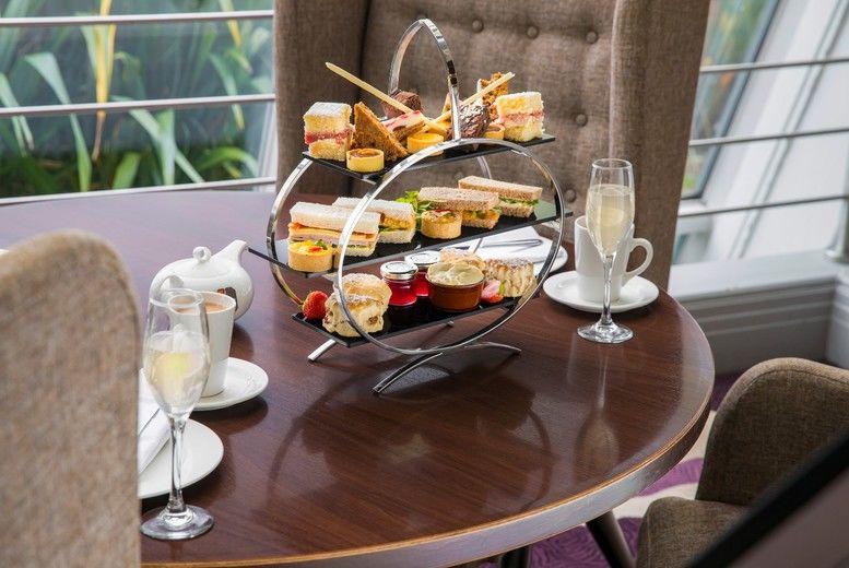 Afternoon Tea for 2 Voucher - Glasgow