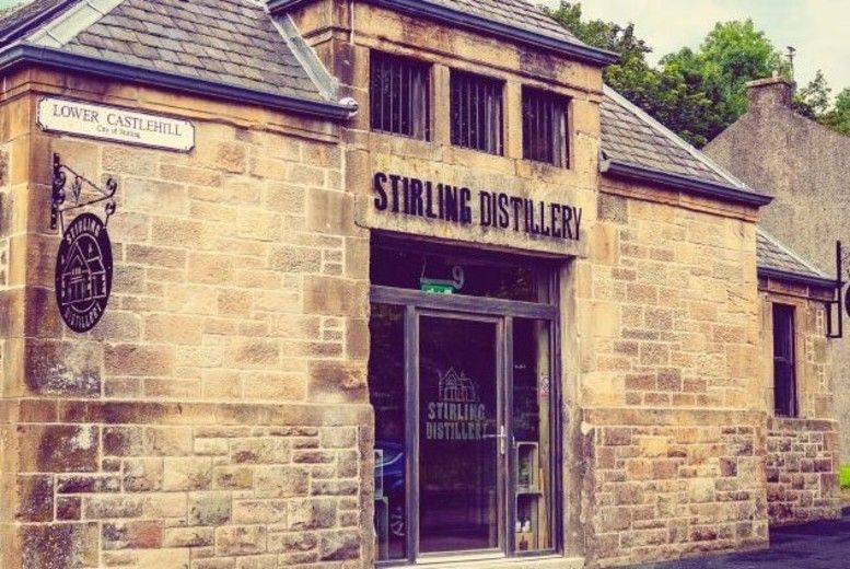 Stirling Distillery Whiskey Experience Voucher