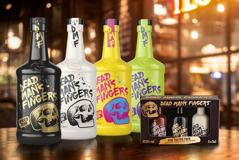 Peaky Blinder's Flavoured Rum Voucher