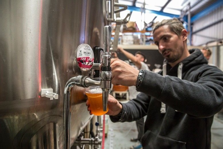 Brewery Tour for 2 Voucher - Coventry