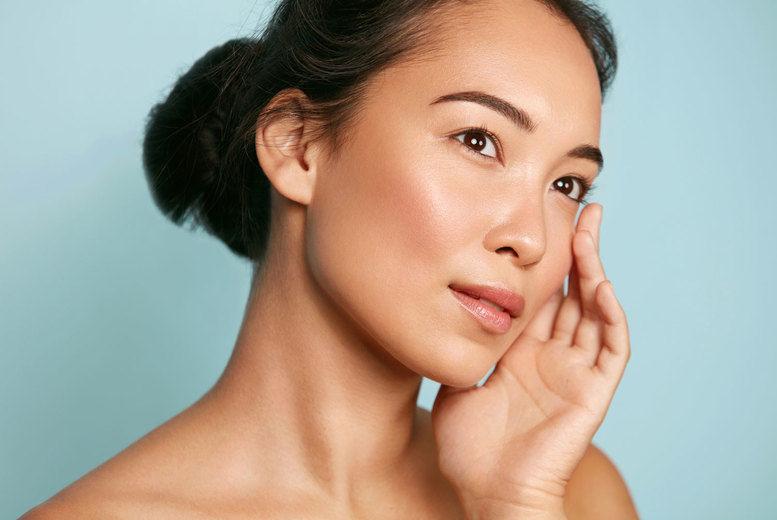 Radio Frequency Facial Contour Treatment Deal