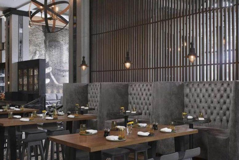 Radisson Blu Leeds City Centre Stay - Restaurant
