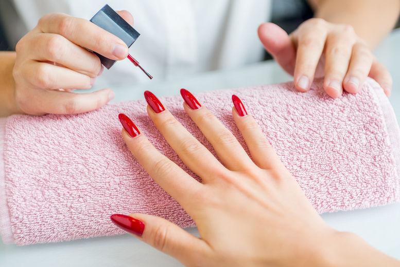 Gel Polish Manicure Course Deal