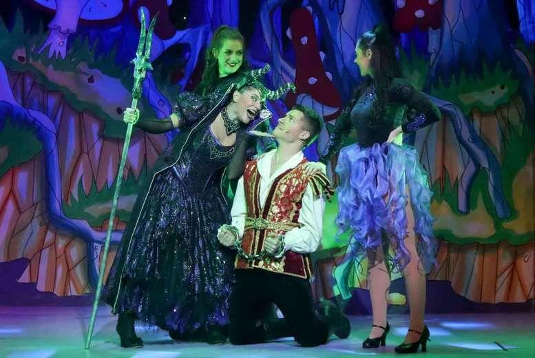 Sleeping Beauty Pantomime Voucher - Liverpool
