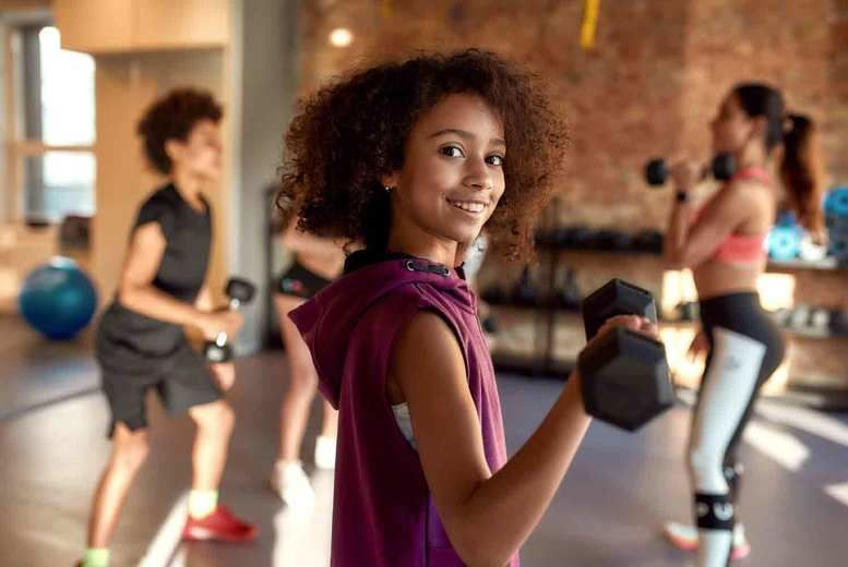 1-Month Gym Membership Voucher - Lincoln