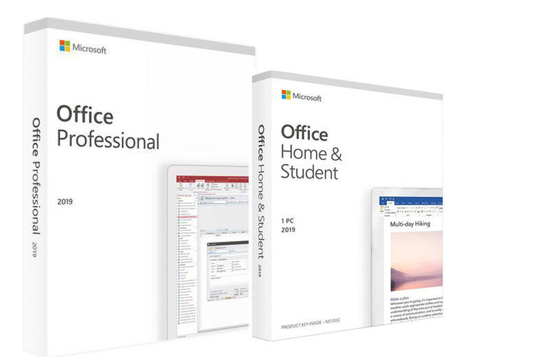 Microsoft Office 2019 Home & Student OR Professional