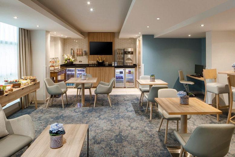 Crowne Plaza Nottingham - restaurant