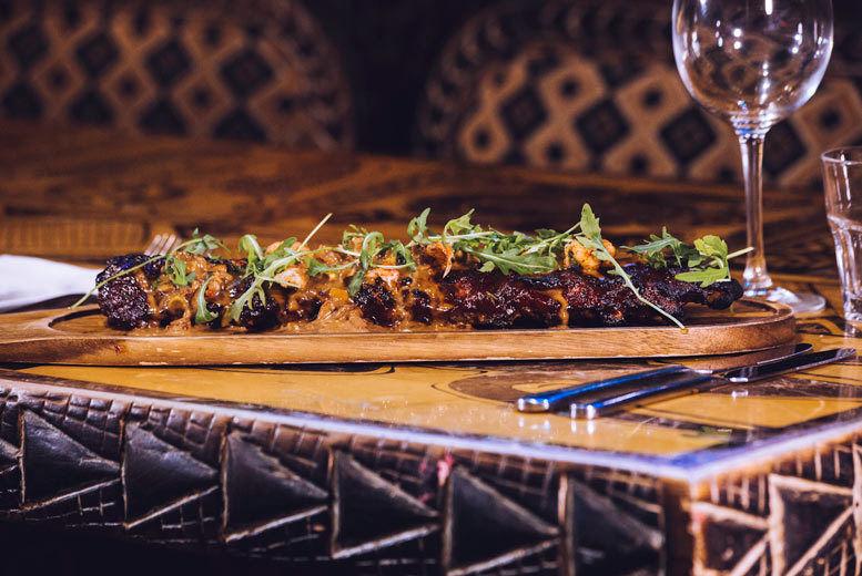 Shaka Zulu Dining Voucher - London