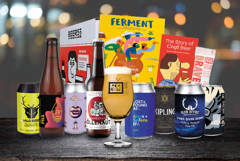 Father's Day Craft Beer Hamper Deal